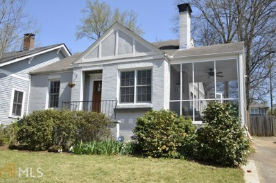 242 Kings, Decatur, GA 30030 - MLS#: 8343666
