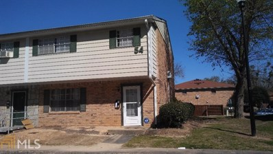 4701 Flat Shoals Rd UNIT 54H, Union City, GA 30291 - MLS#: 8345377