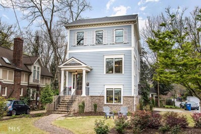 1066 NE VanCe Ave, Atlanta, GA 30306 - MLS#: 8346054