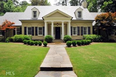 2955 Nancy Creek Rd, Atlanta, GA 30327 - MLS#: 8347476