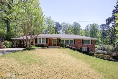 1545 Council Bluff Dr, Atlanta, GA 30345 - MLS#: 8347791