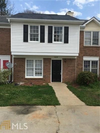 1675 Winchester Way, Conyers, GA 30013 - MLS#: 8348639