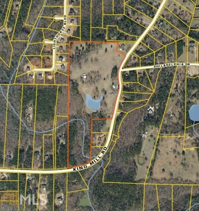 1493 King Mill Rd, McDonough, GA 30252 - MLS#: 8348829