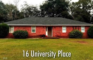 16 University Pl, Statesboro, GA 30458 - MLS#: 8349434