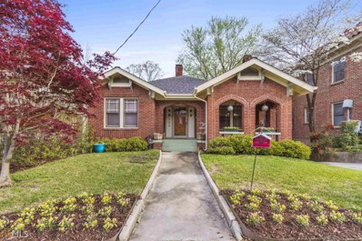 784 Greenwood Ave, Atlanta, GA 30306 - MLS#: 8351950