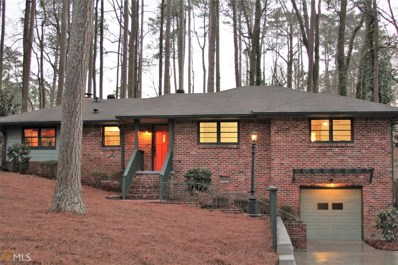 2545 Pine Bluff Dr, Decatur, GA 30033 - MLS#: 8353410