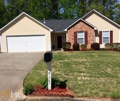 665 Rosewood Cir, Jonesboro, GA 30238 - MLS#: 8354350