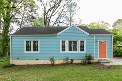 488 Oak, Hapeville, GA 30354 - MLS#: 8355184