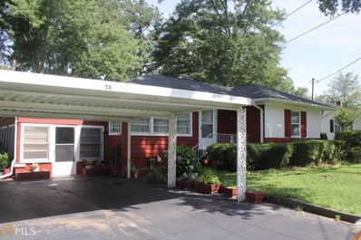 58 Andrew Jackson, Commerce, GA 30529 - MLS#: 8359679