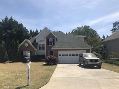 2649 English Oaks Ln, Kennesaw, GA 30144 - MLS#: 8359776