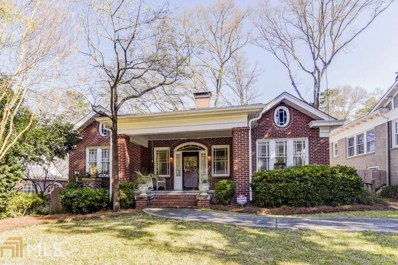 1242 Stillwood Dr, Atlanta, GA 30306 - MLS#: 8360395