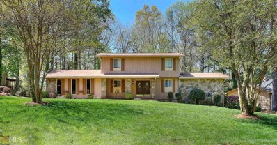 1681 Pineford Ct, Stone Mountain, GA 30088 - MLS#: 8361439