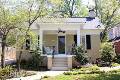 308 Kings Hwy, Decatur, GA 30030 - MLS#: 8361451