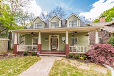 238 Haralson Ave, Atlanta, GA 30307 - MLS#: 8361785