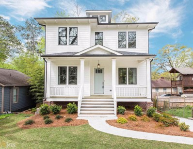 817 3rd Ave, Decatur, GA 30030 - MLS#: 8361802