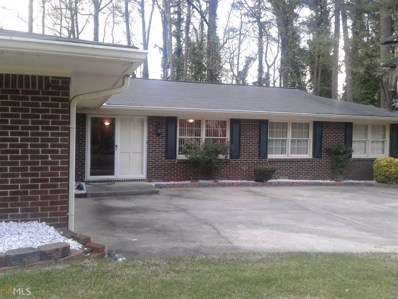 4450 Cedar Park Dr, Stone Mountain, GA 30083 - MLS#: 8362431