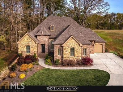 2145 Traditions Way, Jefferson, GA 30549 - MLS#: 8363368