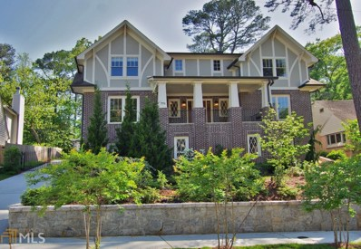 771 San Antonio Dr, Atlanta, GA 30306 - MLS#: 8365404