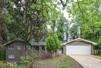 968 Oak Springs Ct, Stone Mountain, GA 30083 - MLS#: 8369836