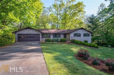 165 Sunset Ct, Roswell, GA 30075 - MLS#: 8369970