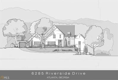 6285 Riverside Dr, Atlanta, GA 30328 - MLS#: 8370352