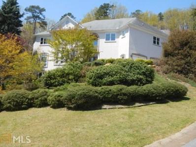 775 Oak Trl, Marietta, GA 30062 - MLS#: 8371285