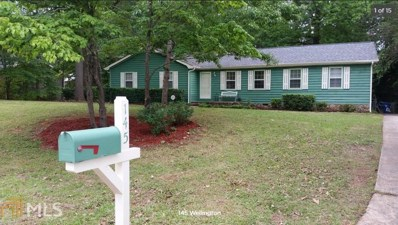 145 Wellington, McDonough, GA 30252 - MLS#: 8371478