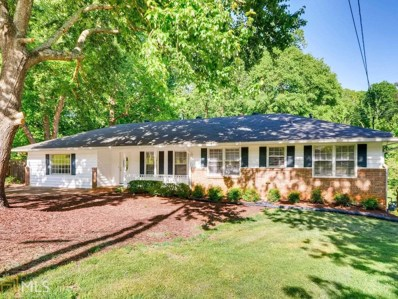 1746 Corinth Cir, Stone Mountain, GA 30087 - MLS#: 8372682