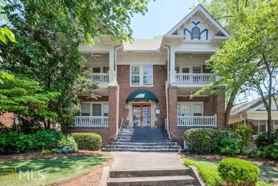 1071 N Highland Ave UNIT 4, Atlanta, GA 30306 - MLS#: 8372700