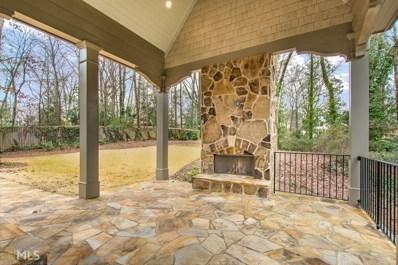 488 Twin Springs, Atlanta, GA 30327 - MLS#: 8373271