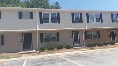 4701 Flat Shoals Rd UNIT 37 E, Union City, GA 30291 - MLS#: 8374704