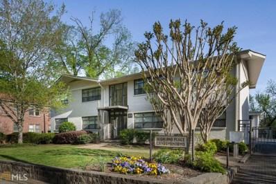 808 Greenwood Ave UNIT 204, Atlanta, GA 30306 - MLS#: 8375057