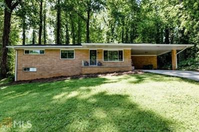 60 Pioneer Trl, Marietta, GA 30068 - MLS#: 8376898