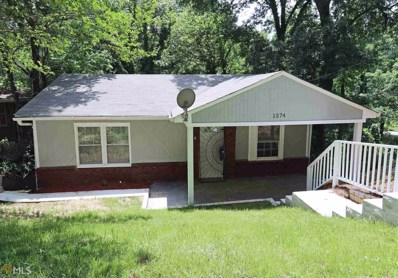 1574 NW Ezra Church Dr, Atlanta, GA 30314 - MLS#: 8380547
