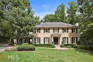 3655 Randall Hall Rd, Atlanta, GA 30327 - MLS#: 8381151