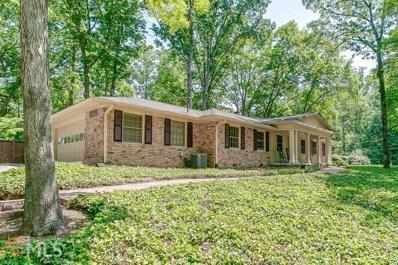 490 Heritage Way, Atlanta, GA 30328 - MLS#: 8381491