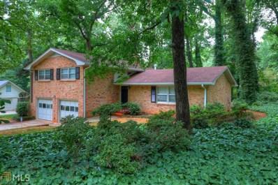4460 Lake Breeze Dr, Stone Mountain, GA 30083 - MLS#: 8382418