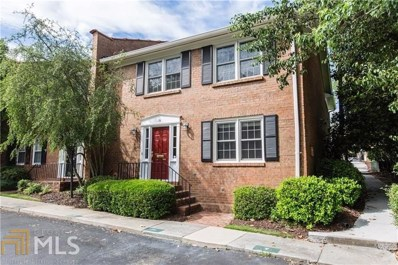4620 Wieuca Rd UNIT 71, Atlanta, GA 30342 - MLS#: 8383684