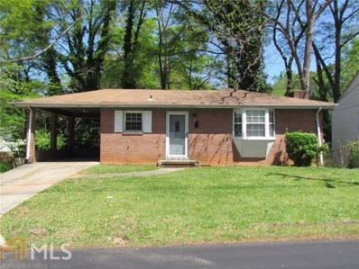 1775 Beecher St, Atlanta, GA 30310 - MLS#: 8384022