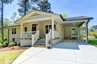 1386 Nalley Cir, Decatur, GA 30033 - MLS#: 8384045