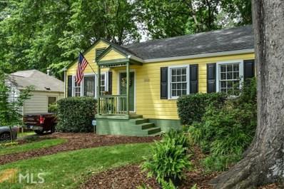 933 Prospect Ave, Atlanta, GA 30316 - MLS#: 8384850