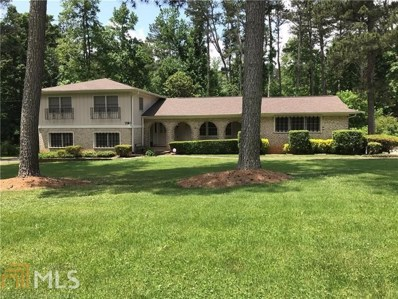781 Corundum Ct, Stone Mountain, GA 30083 - MLS#: 8384864