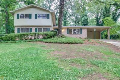1172 Autumn Hill, Stone Mountain, GA 30083 - MLS#: 8385909