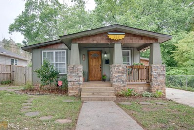 757 Rosedale Ave, Atlanta, GA 30312 - MLS#: 8386381