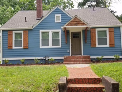 1298 Thurgood St, Atlanta, GA 30314 - MLS#: 8387332