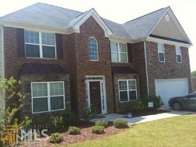 3465 Ashford Loop, Ellenwood, GA 30294 - MLS#: 8389518