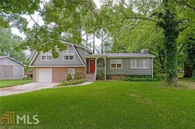 5200 Twin Oak Dr, Woodstock, GA 30188 - MLS#: 8389850