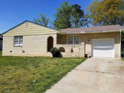 10815 Mallard Dr, Jonesboro, GA 30238 - MLS#: 8391581