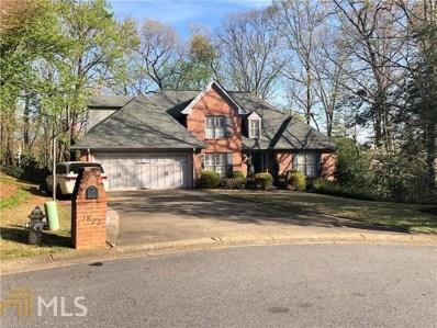 1822 Shelburne Ridge, Marietta, GA 30068 - MLS#: 8392169