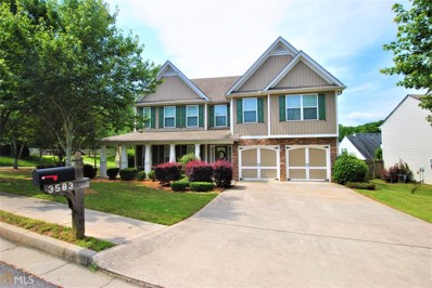 3583 Darcy Ct, Kennesaw, GA 30144 - MLS#: 8396012